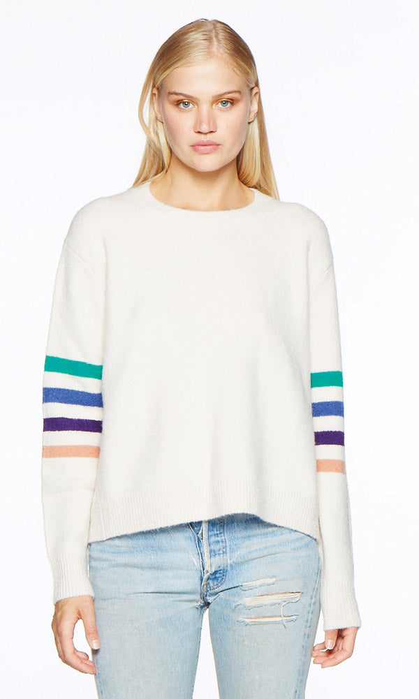 RAMONE Cream Sweater