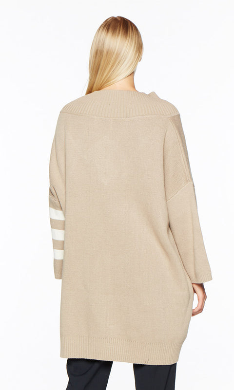 ROMEO Camel Sweater