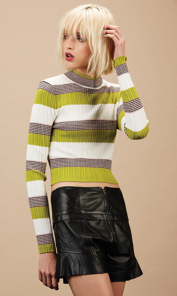 WINONA Crop Sweater