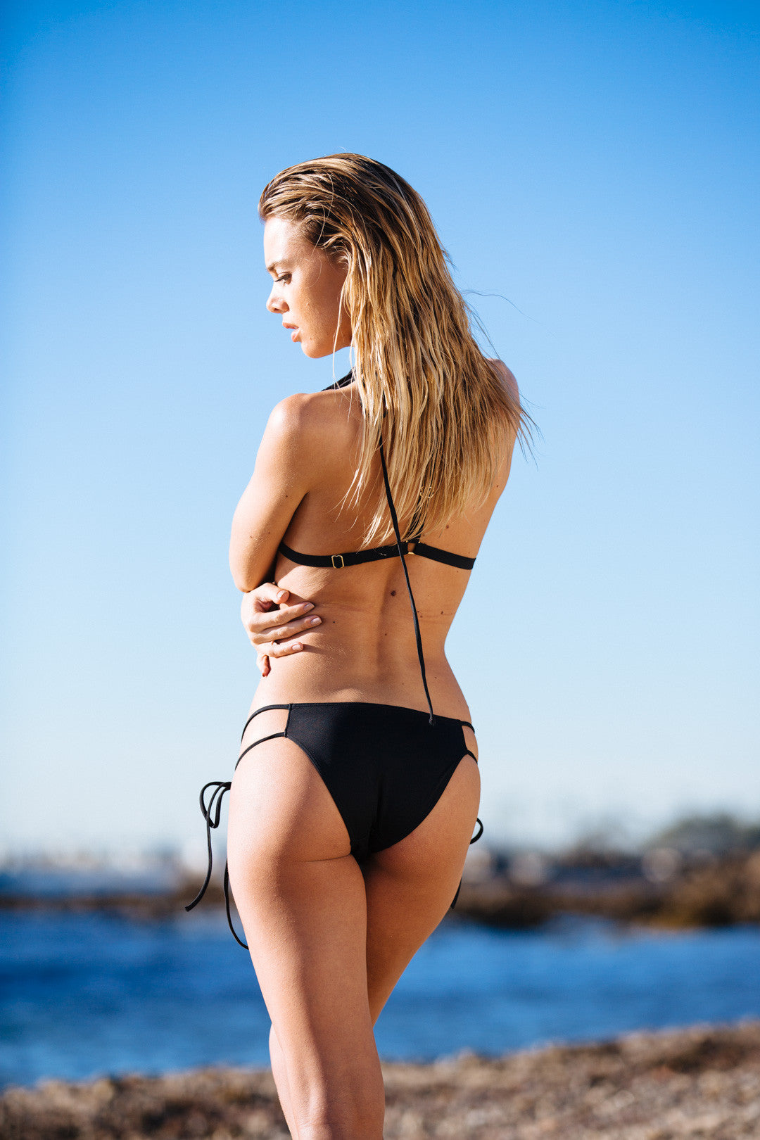 BI-KINI BOTTOM - NOIR