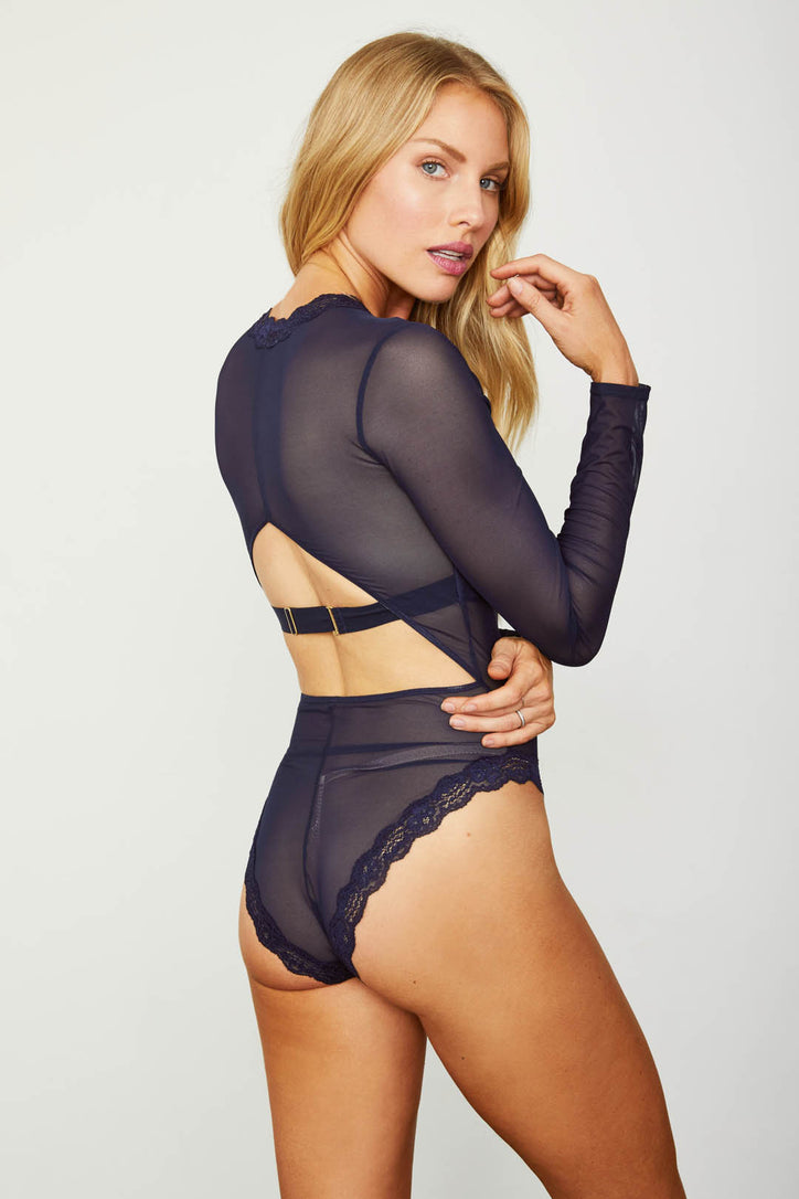 1 UP BODYSUIT | NIGHT NAVY