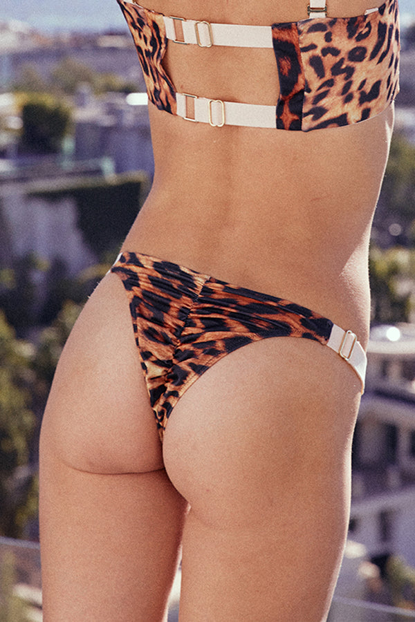 Cheek 2 Cheek Bottom | Lanka Leopard