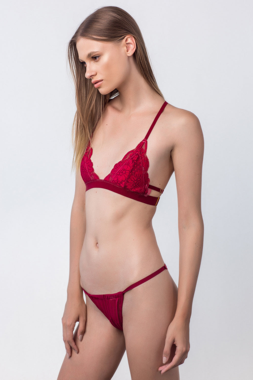 2 A T String Panty | Wino