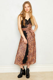 Dancing Queen Dress | Lanka Leopard