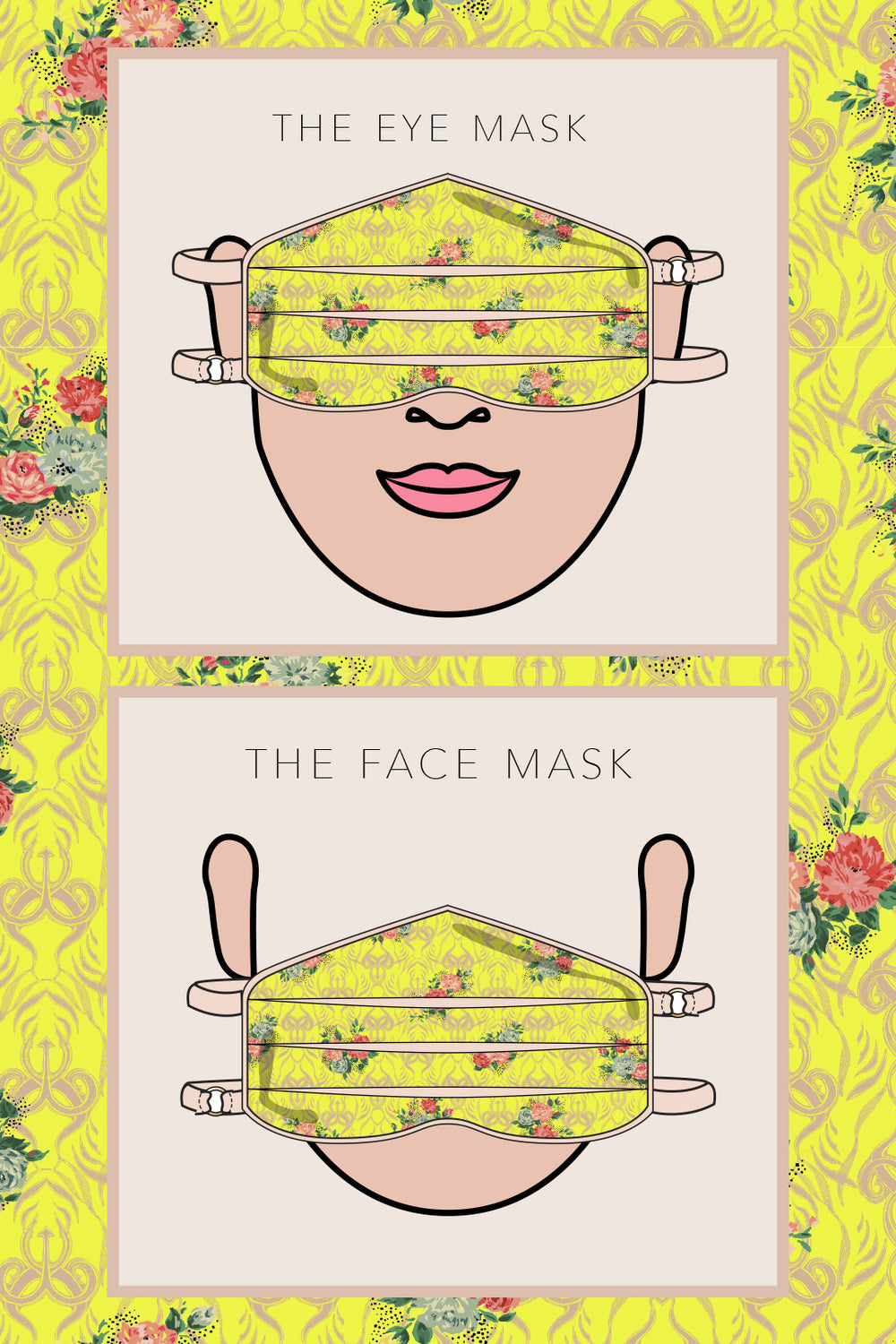 1 of HAH Kind HAHT Mask | BB Eggshell