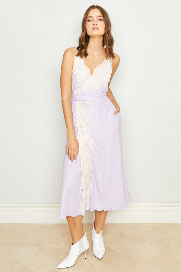 Dancing Queen Dress | Lavender