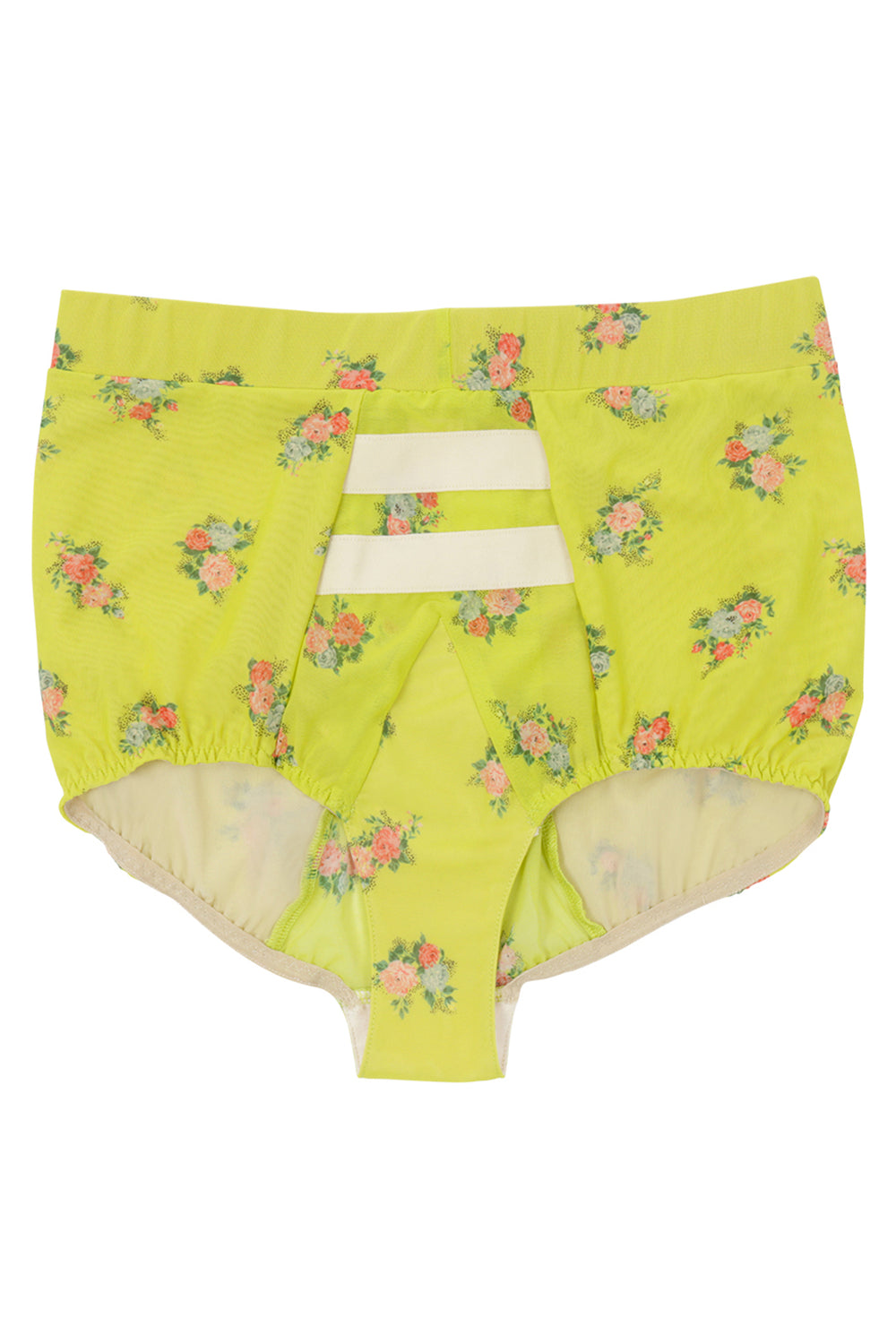 Hi Waisted Panty | Cheap Perfume Lime