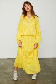 Royal HAHness Dress | Lemon Drop