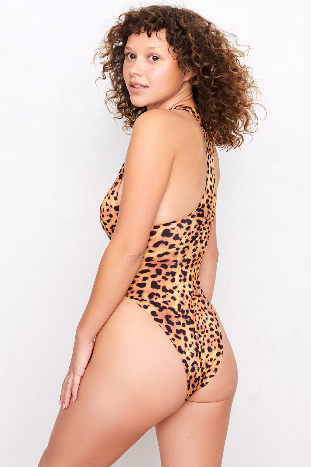 Straight Up Bodysuit | Lanka Leopard