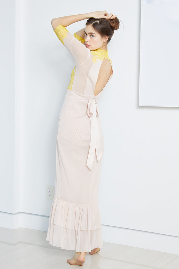 Take HAH Bow Dress | U Made Me Blush