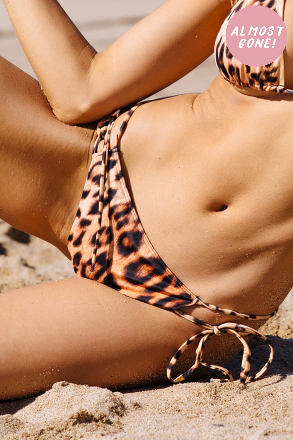 Bi-Kini Bottom  | Lanka Leopard