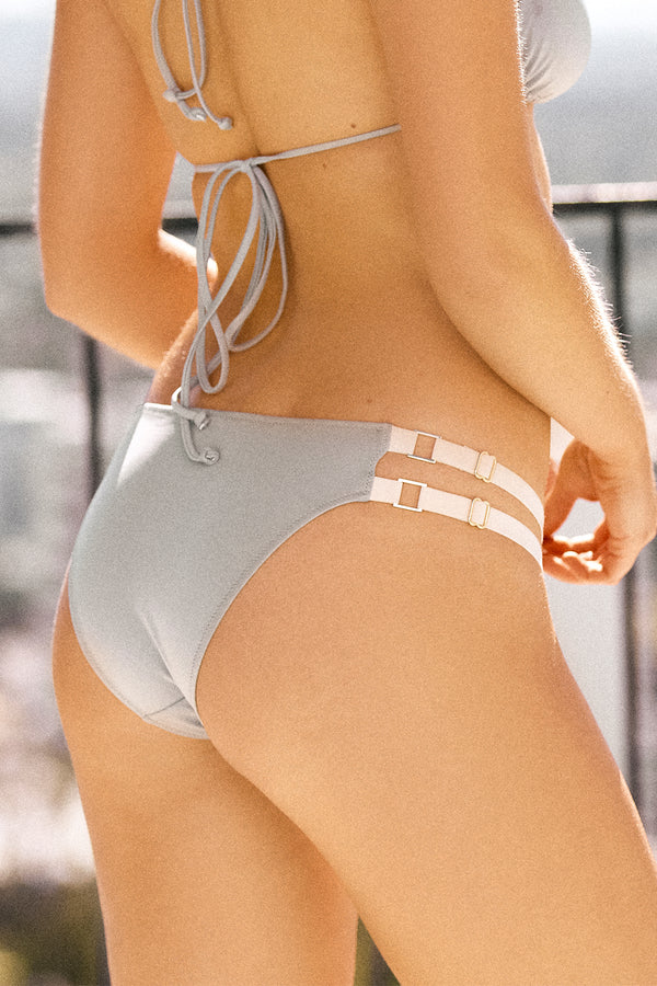 Cheek-Ini Bottom | Silver Fox