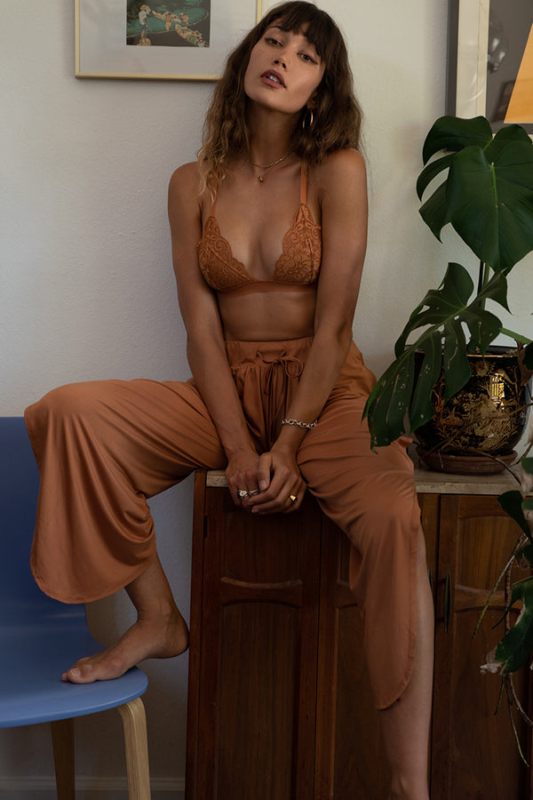 The Dream Pant | Brown Sugar