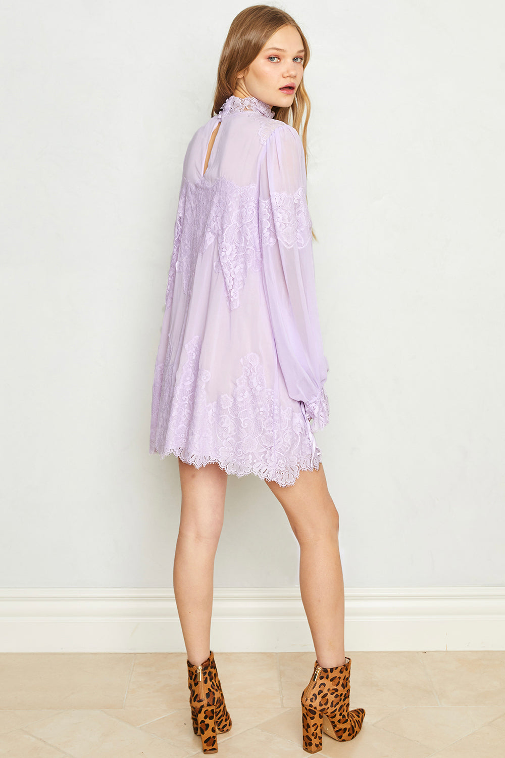 Queen 4 A Day Dress | Lavender