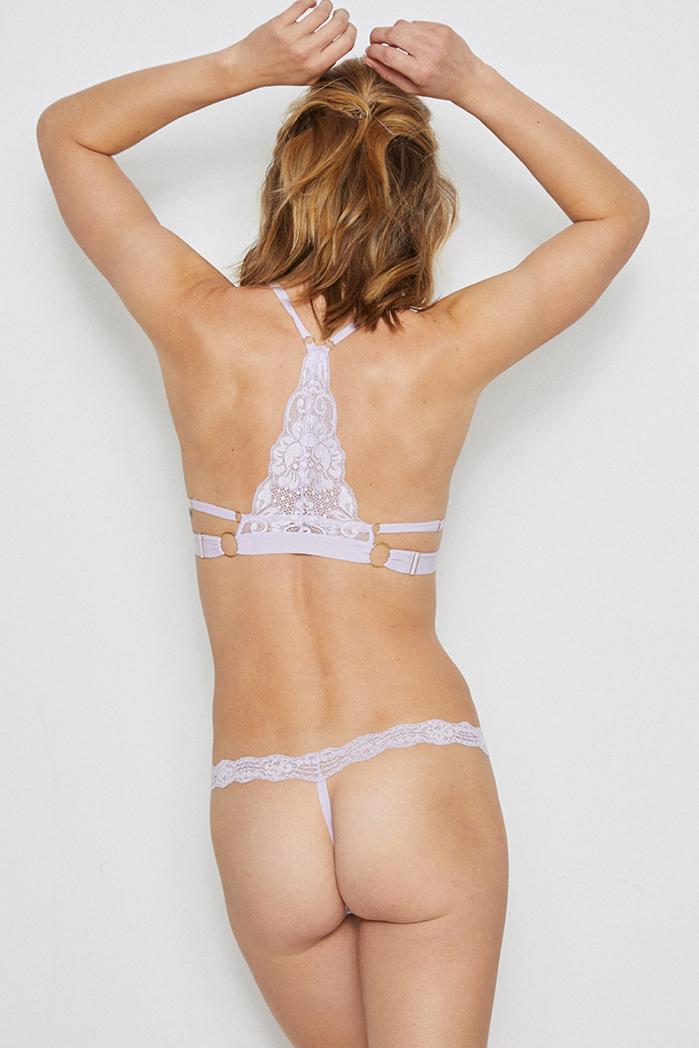 HAH T String Me A Thong | Lavender