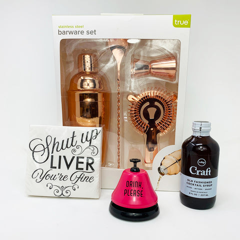 Limbo Jewelry's Mixologist Care Package