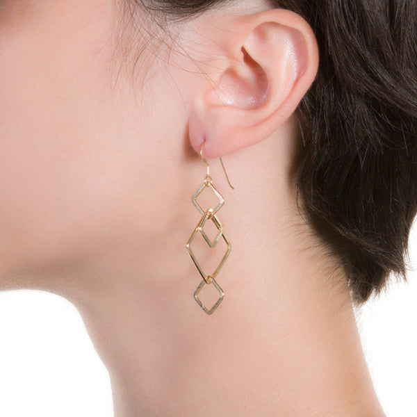 Angle Quatro Earrings