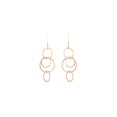 Bubble Quatro Earrings