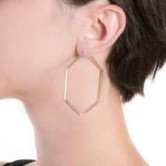 Colab Nut Medium Hoops