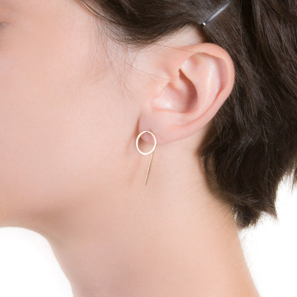 Colab Cir Earrings