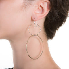 Cadena Opposite Earrings