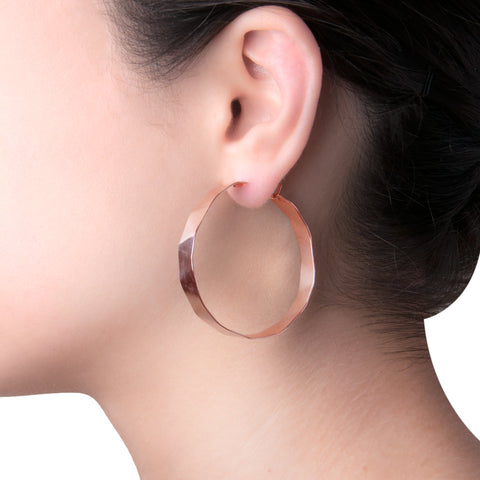 Dobla Oru Small Hoops