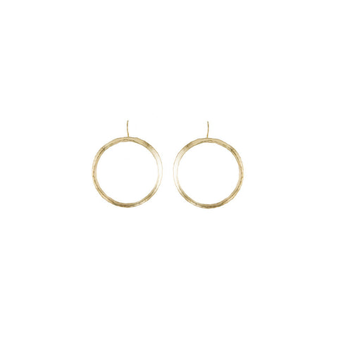 Litho Hooked Earrings  | .75