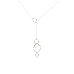 Angle Lariat Necklace