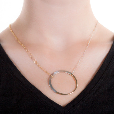 Litho Luna Necklace