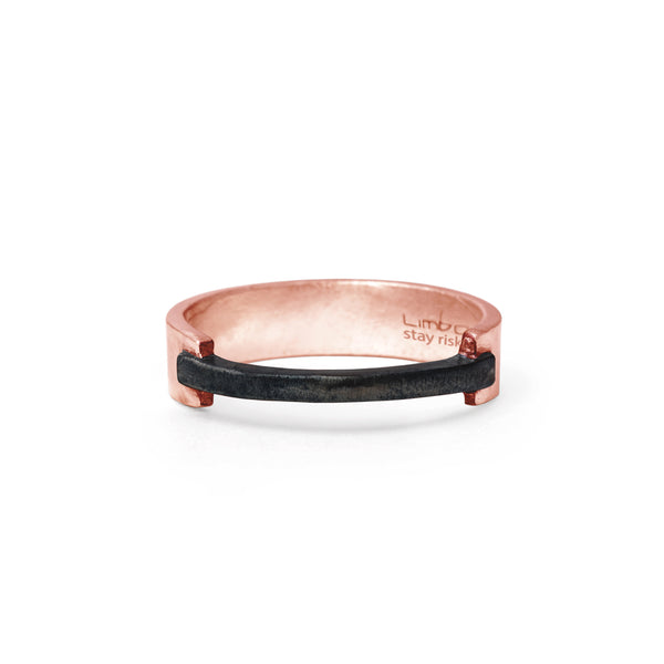 Ridge Ring (Copper)