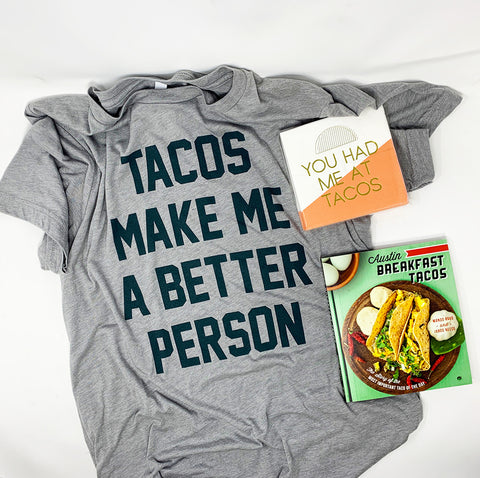 Triple Z Threadz Tacos Lover Care Package