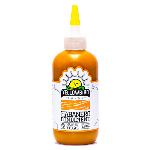 Habanero Yellow Bird Sauce