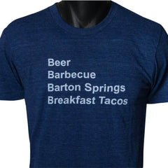 Beer & Barbecue Tee