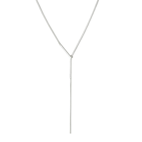 Ferro 1 Lariat Necklace