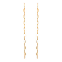 Link Dual Threader Earrings