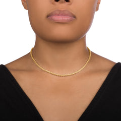 Link Unite Choker Necklace