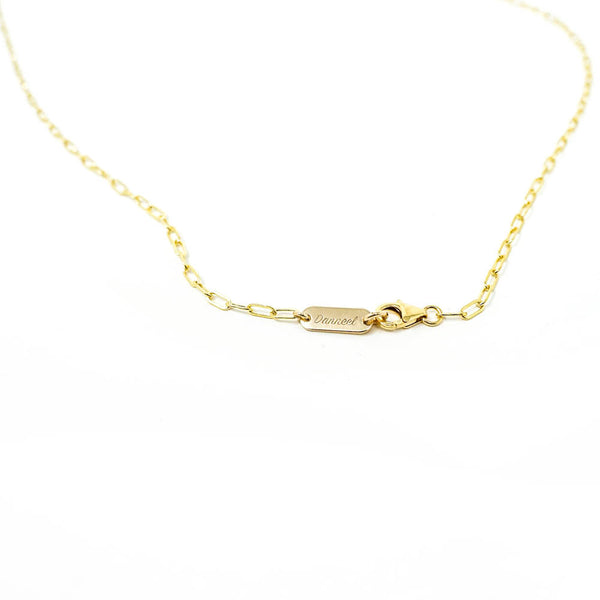 Link Dual Chain Necklace