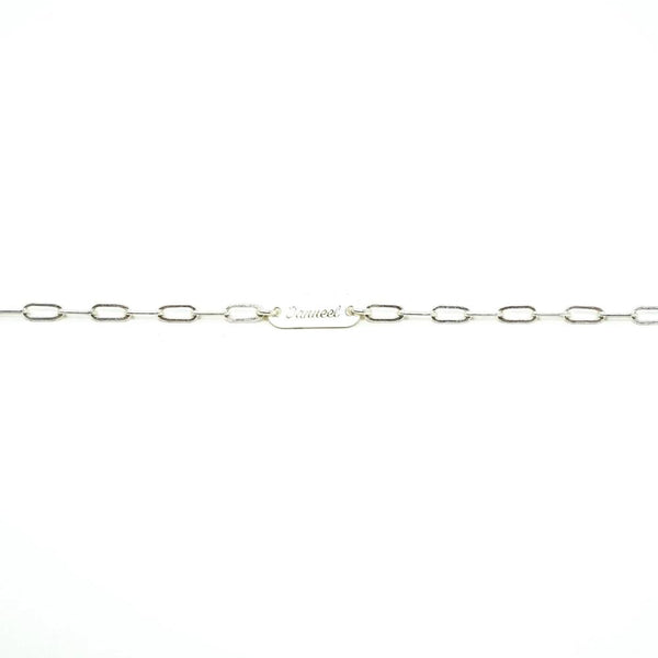 Link Dual Lariat Necklace