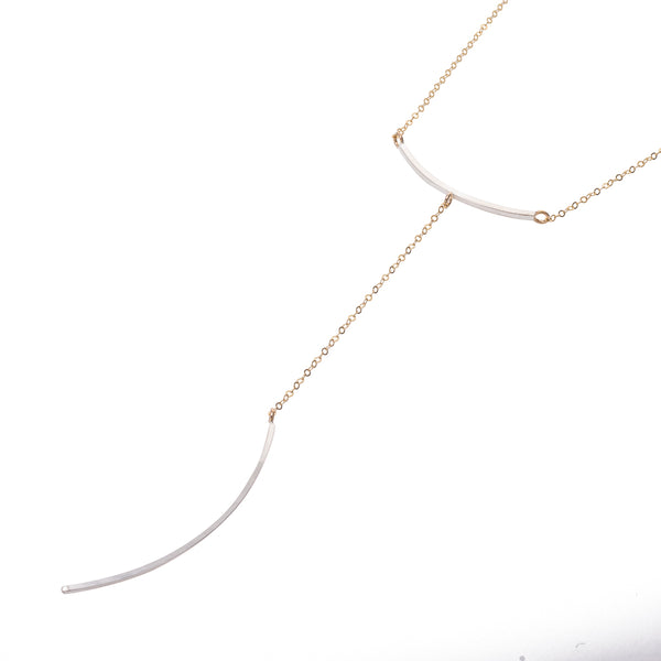 Zama Maya Lariat Necklace