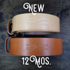 Hermann Oak Veg-Tanned Leather Belt