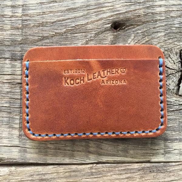 Minimal Front Pocket Wallet