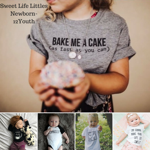 The Sweet Life Littles Collection