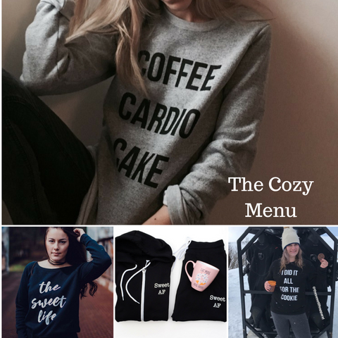 The Cozy Menu