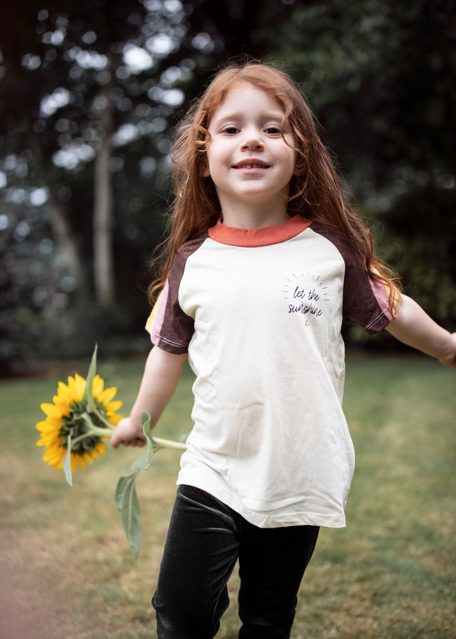 Let the Sunshine In ~ Kid's Tee