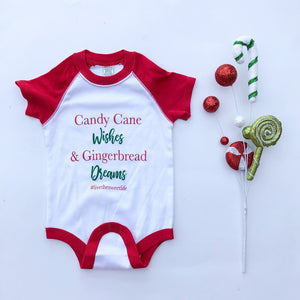 Holiday Treats Onesie
