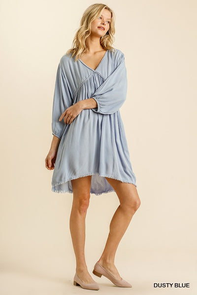 Baby Blues Tunic Dress