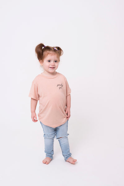 Peachy Girl Tee