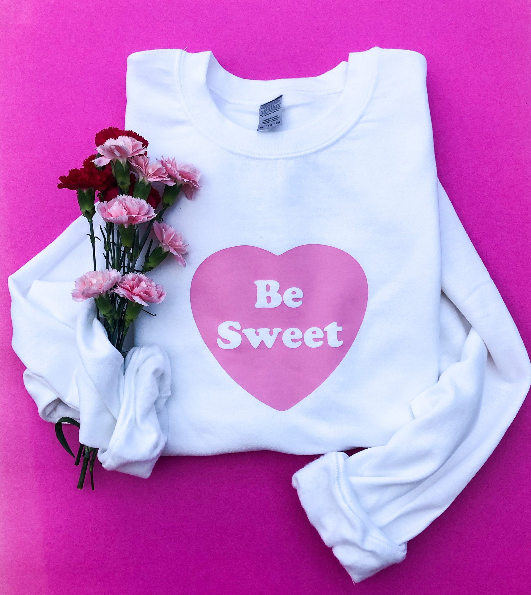 Be Sweet ~ Adult Pullovers