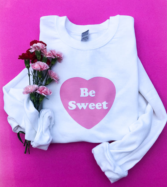 Be Sweet ~ Children's Pullovers