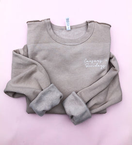 Caesars + Sundays Pullover with Pocket